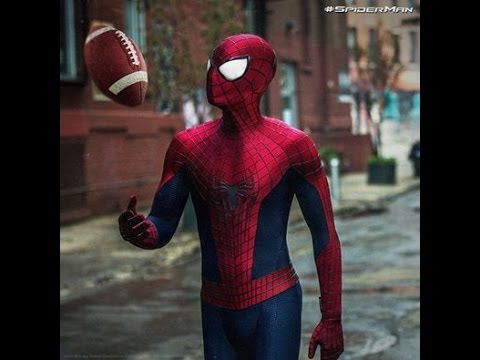 Comic Uno Superbowl 48 Movie Trailers (Captain America 2, Amazing Spider-man 2, and more)