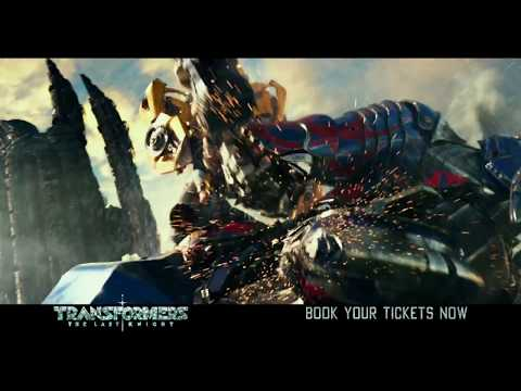 Transformers: The Last Knight (TV Spot 'Fury')