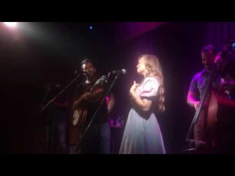 Mandy Madson & the Kyle Tuttle Band perform Two's a Party