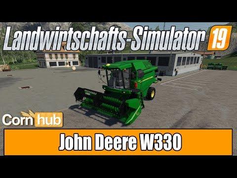 John Deere W330 + 314R v1.0.0.0