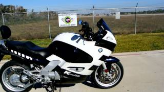 1. 2003 BMW K1200RS Overview Walk Around
