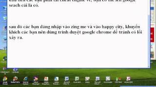 Huong Dan Cheat Hang Hoa Happy City Zing ME-clip1