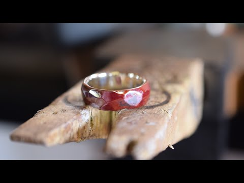Making The Red Copper Ring [03:53]