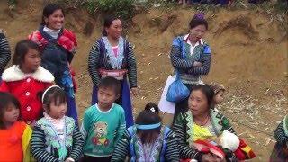 2016,Vietnam, Koob Hawj hu nkauj lom zem nyob lub zos ToosTaim, Vietnam. (HD)