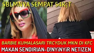 Video Barbie Kumalasari Tercyduk Makan Sendiri,D¡bully Netizen,Makan Ikan Asin,Galih Ginanjar,Fairuz MP3, 3GP, MP4, WEBM, AVI, FLV Juli 2019