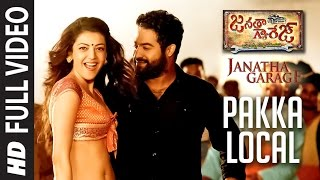 image of Pakka Local Full Video Song |