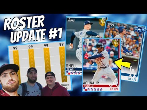 Mlb Youtubers Predict Gold To Diamond Roster Update! Mlb The Show 19 Diamond Dynasty