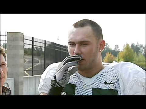 Colt Lyerla: WSU week 9/24/12 video.