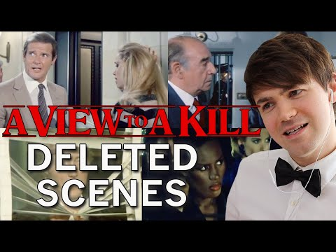 Reacting to A View To A Kill Deleted Scenes