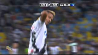 Gol Vasco 1 x 0 Botafogo - 1ª Final Carioca 2015 - 26/04/2015.
