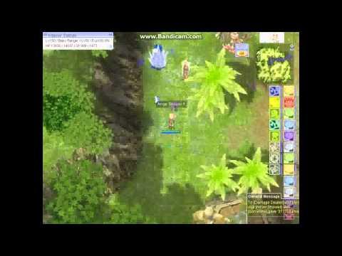 [Ragnarok Online] Baby Ranger on Action