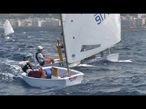 Vela. Campionati Giovanili in singolo: terzo giorno di regate a Reggio Calabria