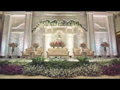 White Pearl Decoration @Thamrin Nine Ballroom
