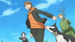 Silver Spoon - Bande annonce