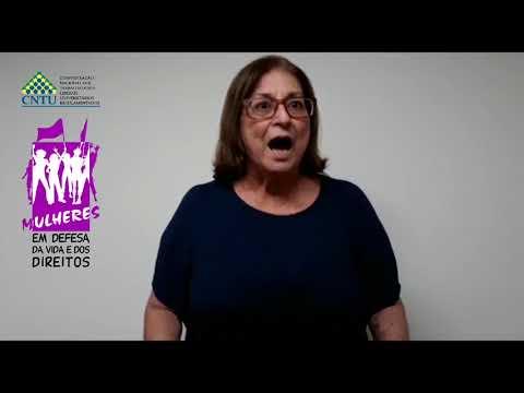 Homenagem ao 8 de março – Gilda Almeida