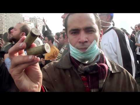 Trailer of a Documentary about Egypt's revolution