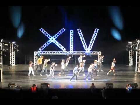 Коллектив KABA Modern - VIBE 2009