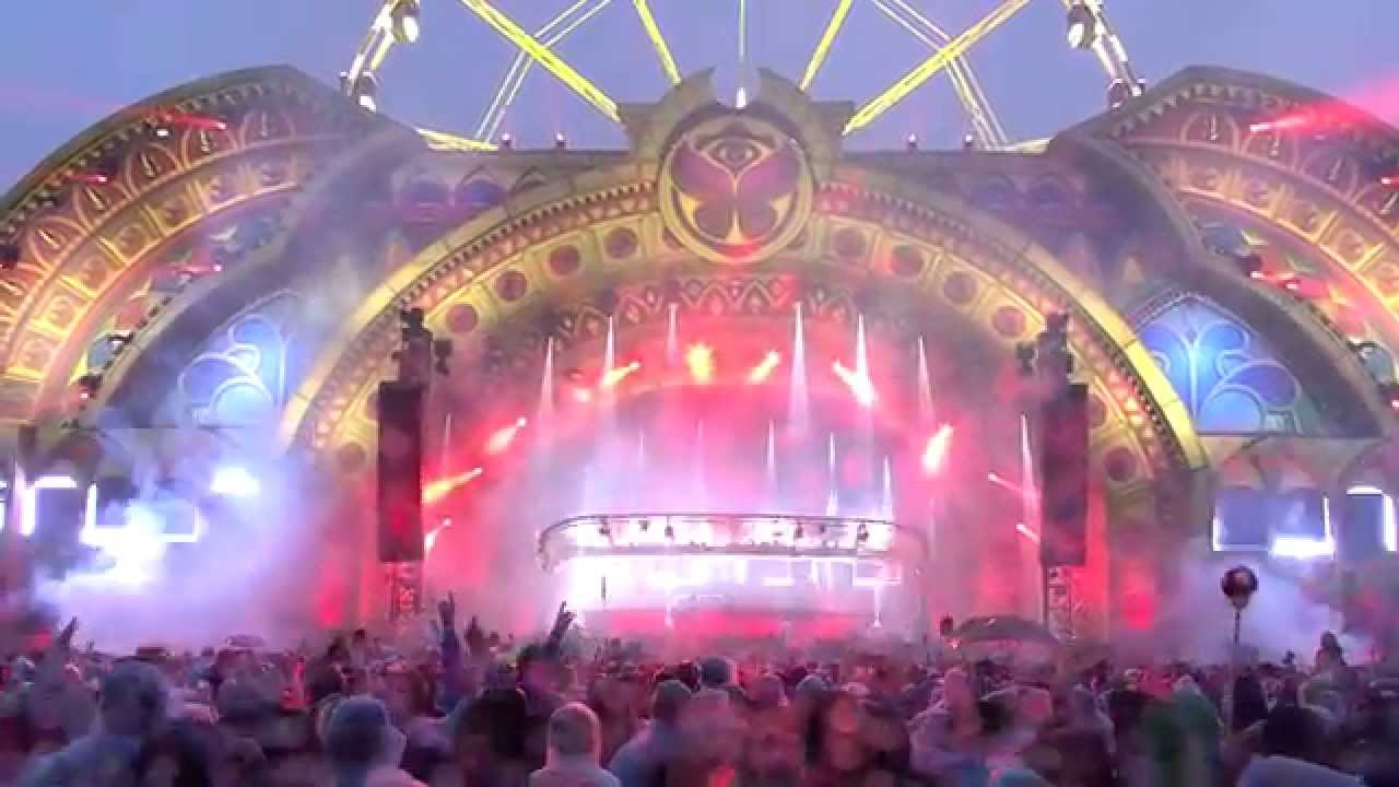 Paul Kalkbrenner - Live @ Tomorrowland Belgium 2015