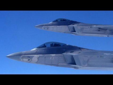 Στη Ρουμανία έστειλαν δύο F-22 οι ΗΠΑ