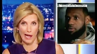 Video Laura Ingraham Can't Hide Her Racist Hatred Of LeBron James MP3, 3GP, MP4, WEBM, AVI, FLV Juli 2018