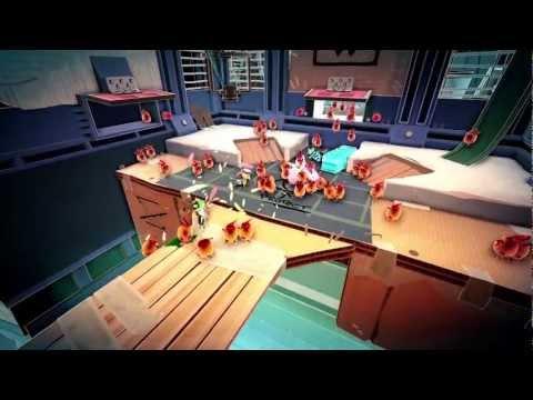Tiny Brains Game Teaser Trailer