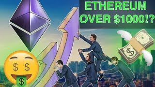 Will Ethereum Go OVER $1000 In 2018!? (Technical Analysis Price Prediction)