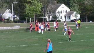 Field Hockey Takes Down Weymouth 3-0