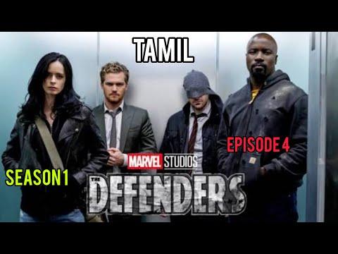 The defenders season 1 episode 4 in tamil   KARUPPEAN KUSUMBAN