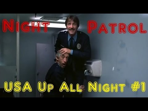 Up All Night Review #1: Night Patrol (1984)