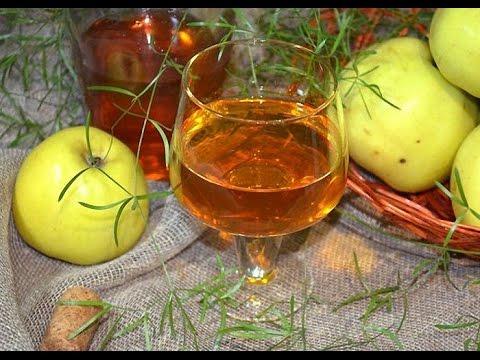 Домашние вина из яблок в домашних условиях
