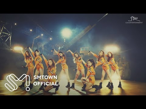 Girls' Generation 소녀시대 'Catch Me If You Can' MV (Korean Ver.)