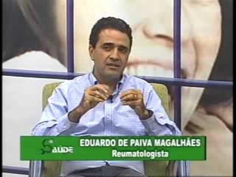 Elizeu Martins de Sousa - Médico Urologista entrevista Eduardo Magalhães/Reumatologista