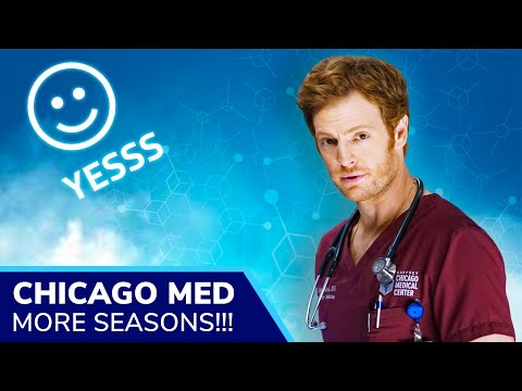 CHICAGO MED renewed for SEASON 6 (7 & 8), but release date may be delayed till late 2020