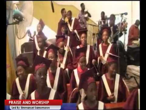 Praise and Hymns Sunday Service. 9th July, 2017