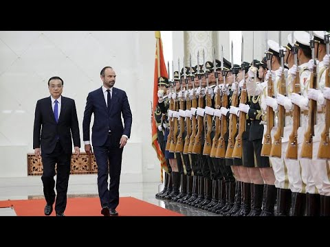 Οικονομική συνεργασία ΕΕ – Κίνας