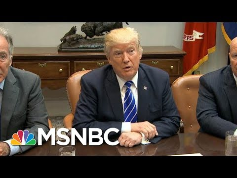 President Donald Trump Tweets About Death Toll In Puerto Rico   Morning Joe   MSNBC