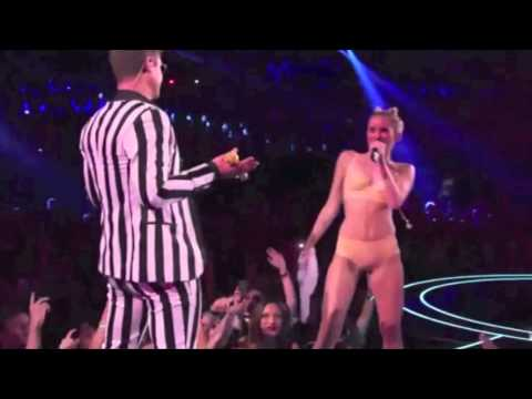 Si Robertson reacts to Miley Cyrus VMA performance