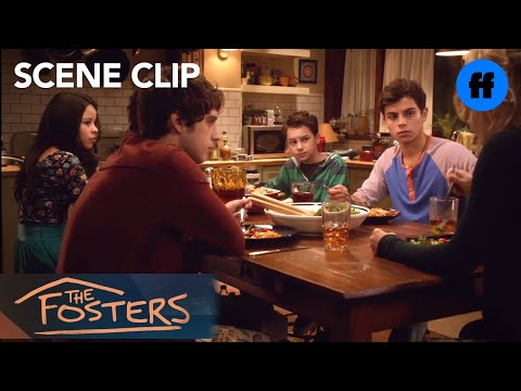 The Fosters   Season 1, Episode 12: Stef's Dinner Announcement   Freeform