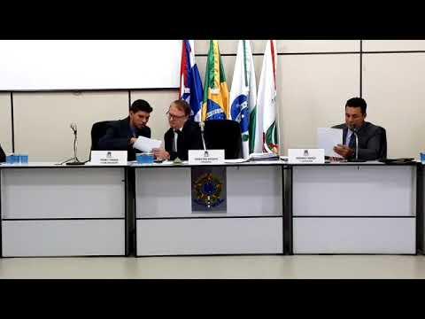 XXII SESSÃO PLENÁRIA DELIBERATIVA ORDINÁRIA DE 2017