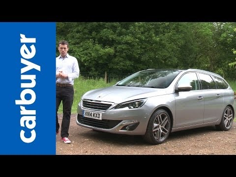 Peugeot 308 SW estate 2014 review – Carbuyer