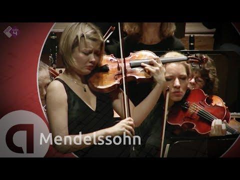 Felix Mendelssohn: Vioolconcert in e-klein, op.64