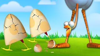 Funny Animals Cartoons Compilation Just for Grins!!!