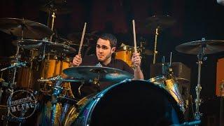 PATRICK JAMES BAND'P.J. Gasperini' (Drum Cam) @ The Chance (12/13/14)
