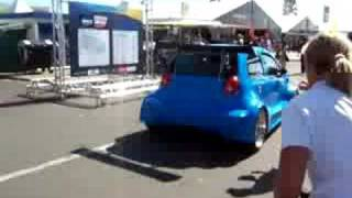 Chevrolet Matiz V8 in Oschersleben 31.8.08