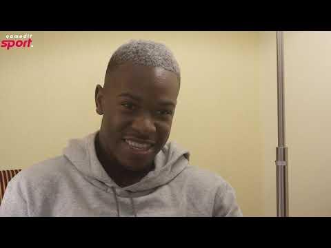 Interview Exclusive du Jeune Jeando Fuchs sur Çameditsport après Brésil-Cameroun
