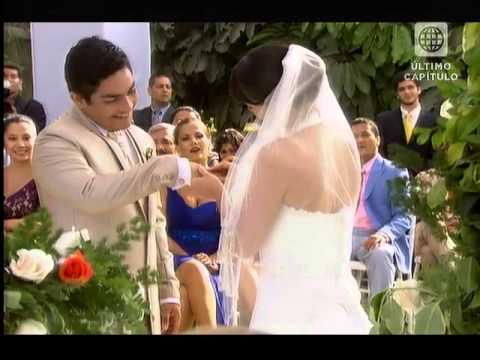 Mira cómo fue la soñada boda de Joel y Cayetana