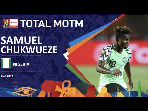Samuel Chukwueze vs South Africa ● 10-07-2019 ● CAN2019 ● 720p HD