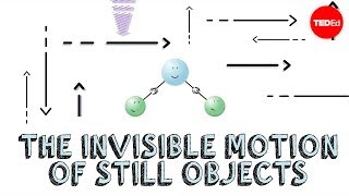 The invisible motion of still objects – Ran Tivony