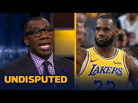 Shannon Sharpe shares his concerns for the Lakers with Michael Rapaport | NBA | UNDISPUTED