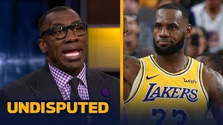 Video Shannon Sharpe shares his concerns for the Lakers with Michael Rapaport | NBA | UNDISPUTED MP3, 3GP, MP4, WEBM, AVI, FLV Oktober 2018